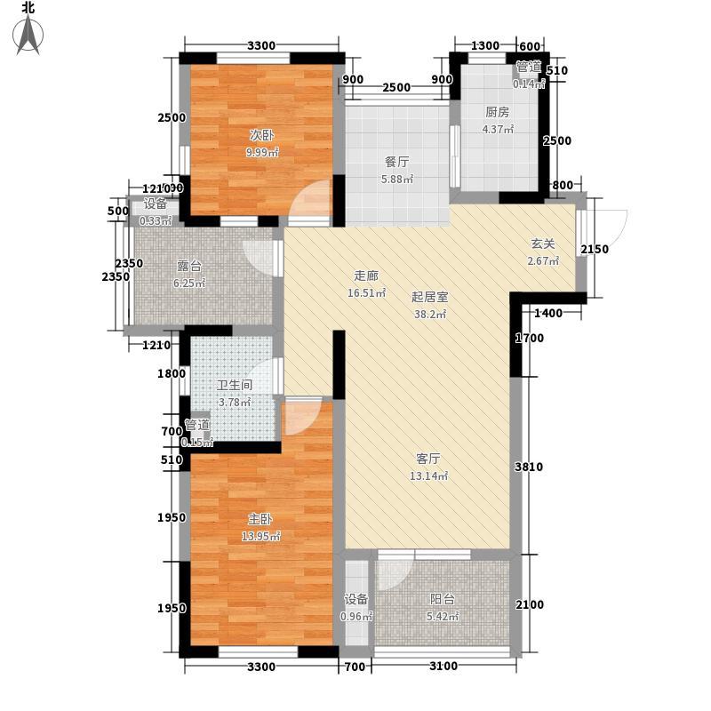 万科金色家园二期万科金色家园二期户型10室