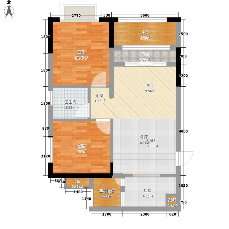 二十小区二十小区0室户型10室