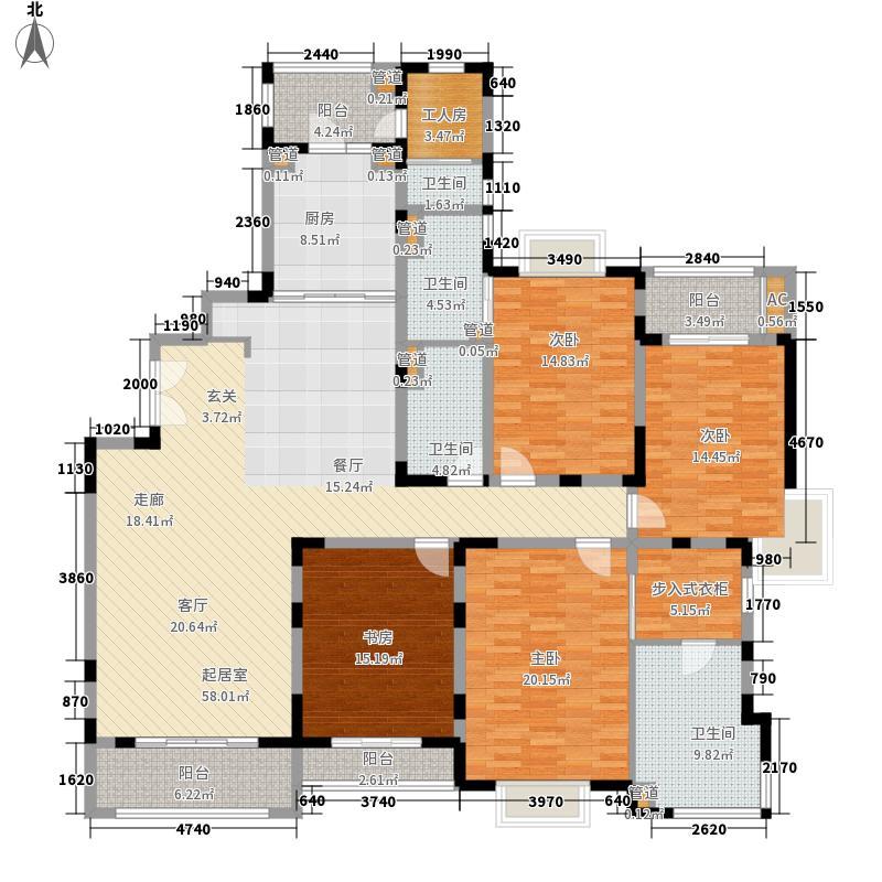 远雄徐汇园204.95㎡远雄徐汇园户型图C01户型4房2厅4卫204.95㎡4室2厅4卫1厨户型4室2厅4卫1厨