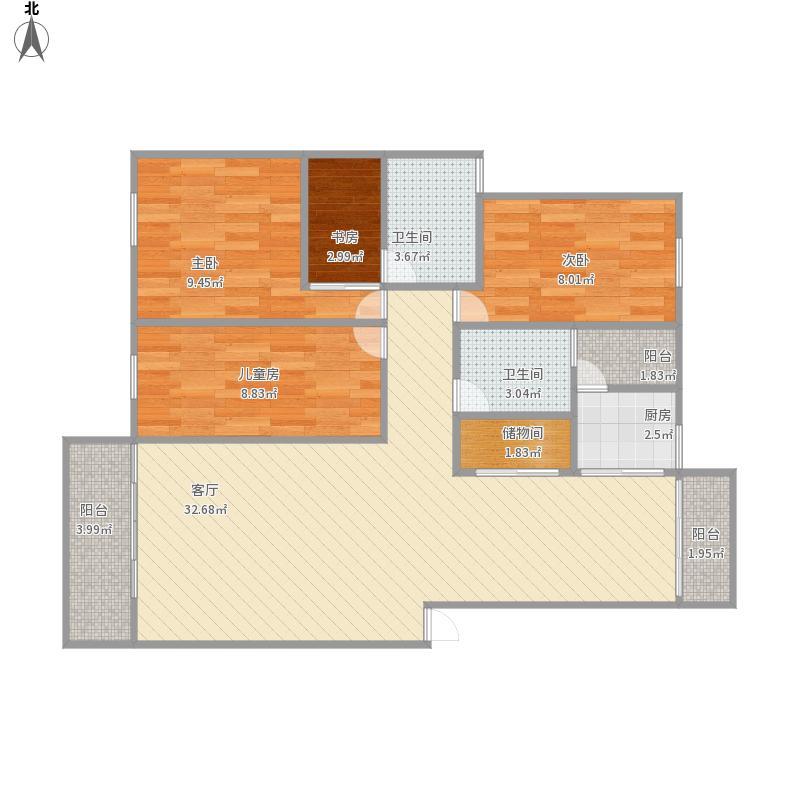 我的设计-0614-16-30丰泽湖9-404