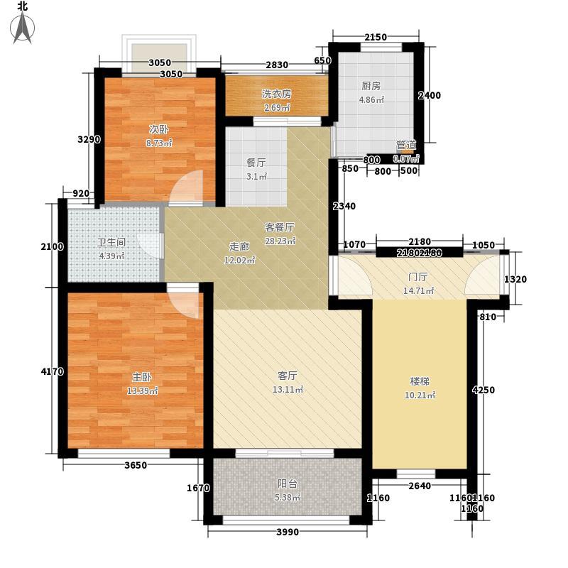 威尼斯水城别墅7街区户型10室