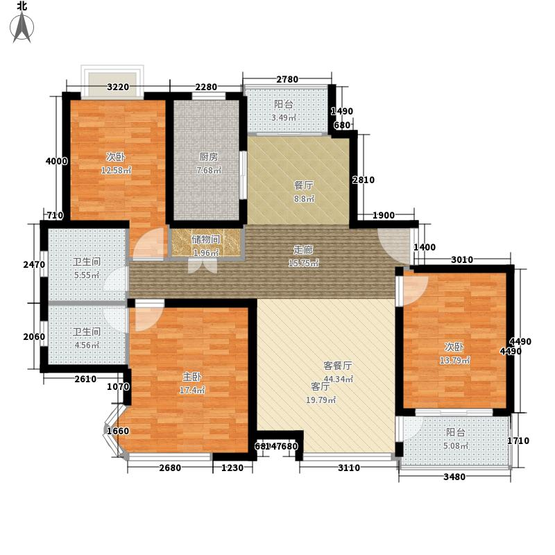 新时代富嘉花园上海新时代富嘉花园户型10室