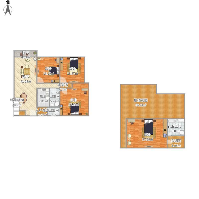 我的设计-林涧美墅2-2-6-23