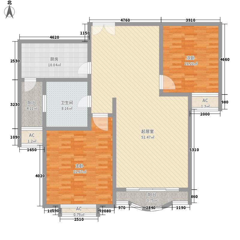 辰北花园168.00㎡辰北花园168.00㎡3室户型3室