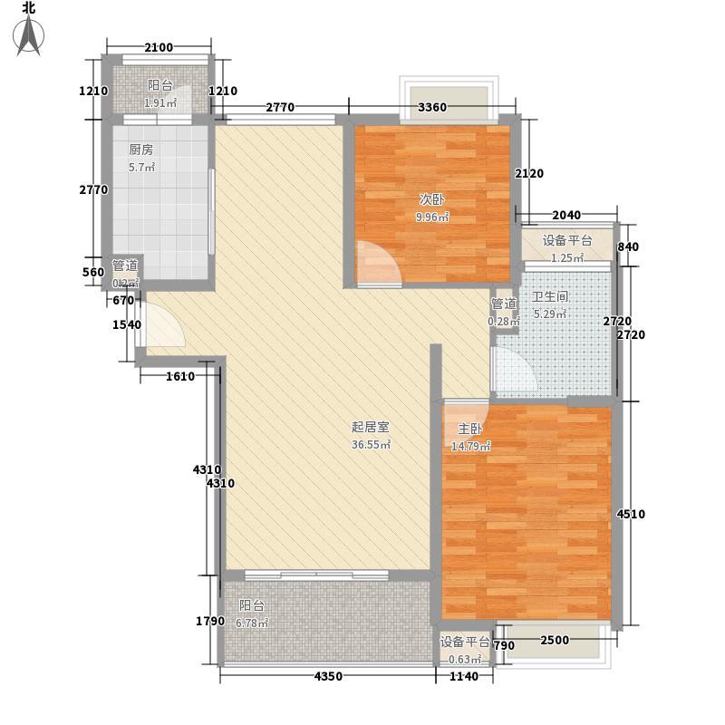 御上海上海荣御景苑(御上海)户型10室