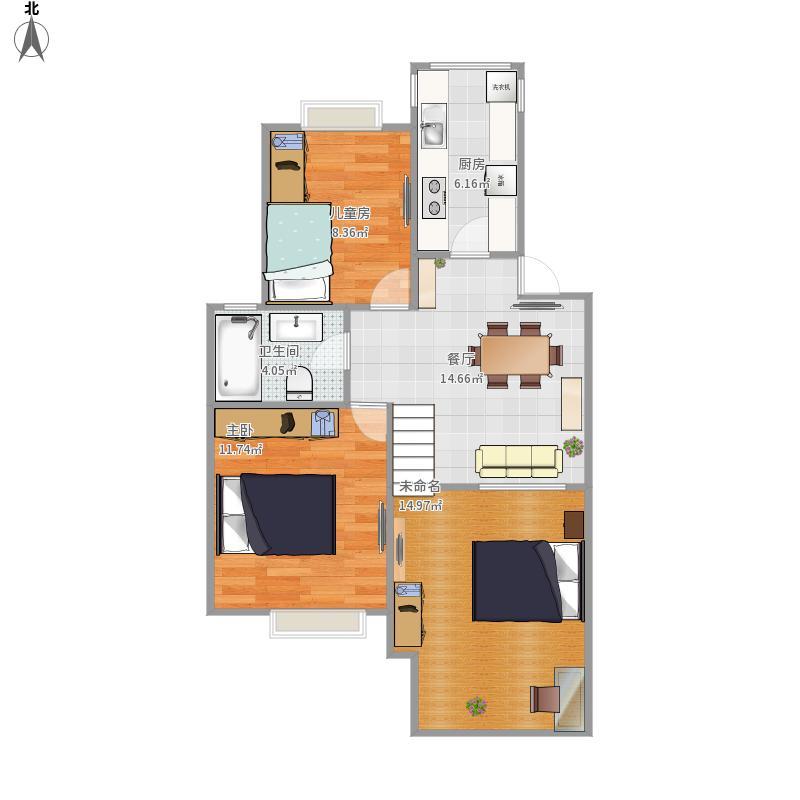 全国-富林四季85-设计方案