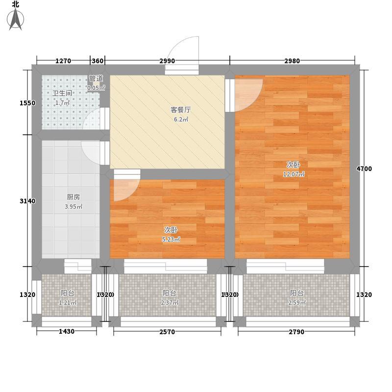 送变电宿舍送变电宿舍2室1厅1户型2室1厅