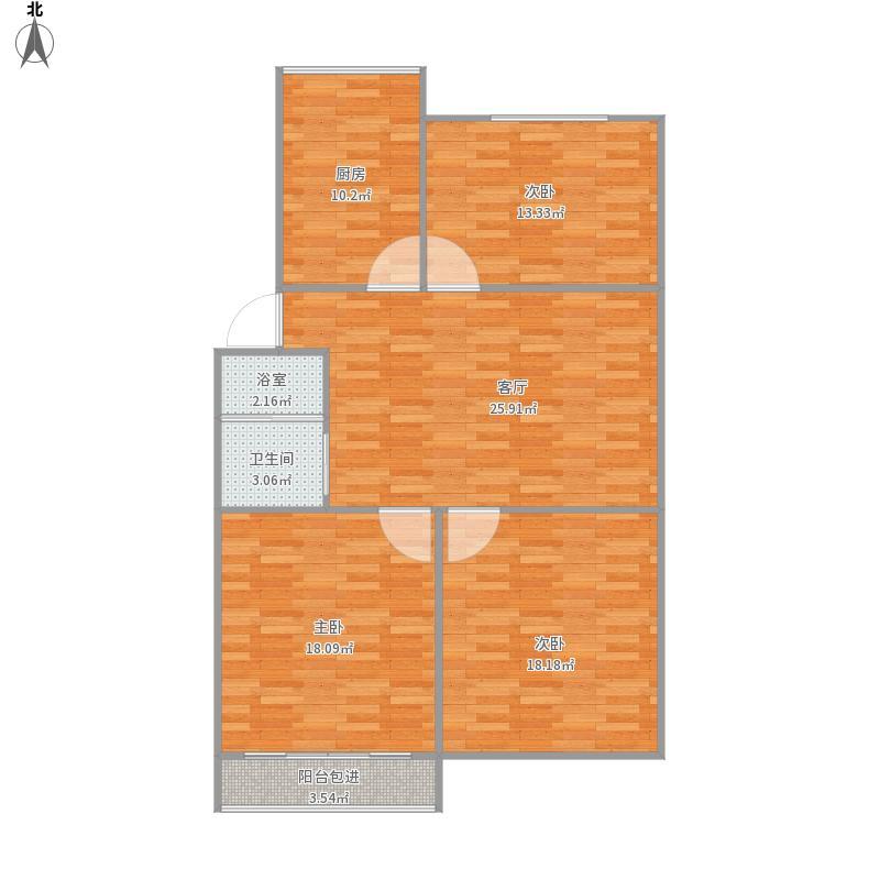 流水苑18-2-501