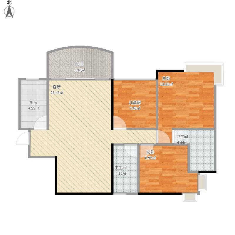 全国-碧桂园·鼎峰城市花园-设计方案