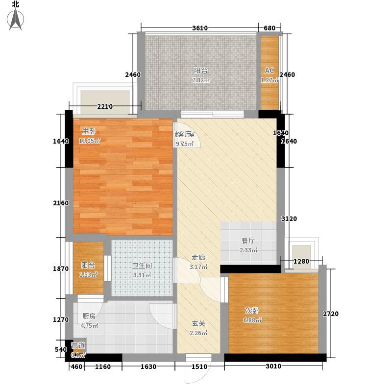 维港维港10室户型10室