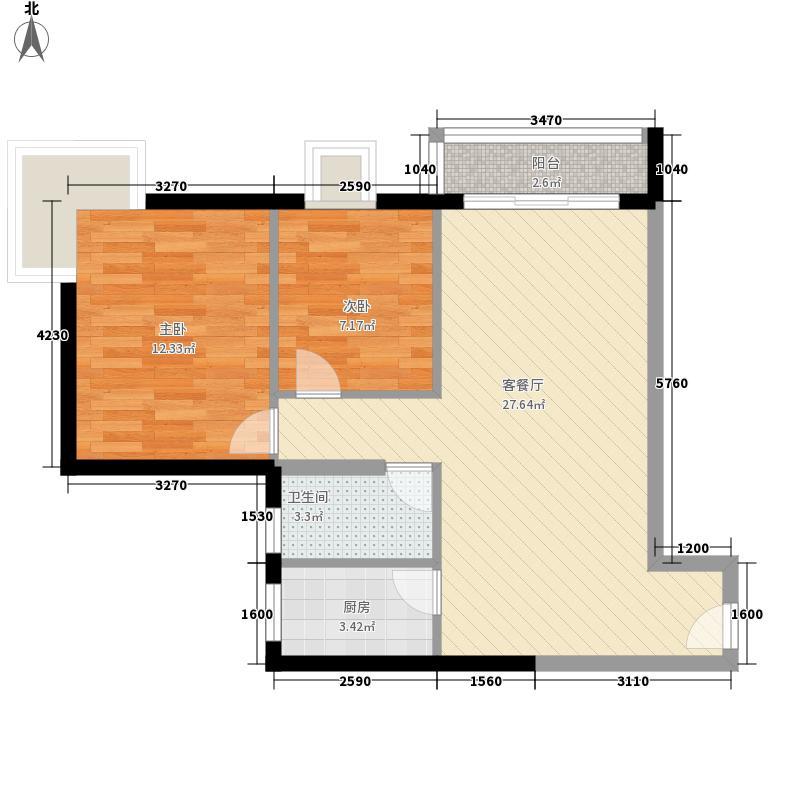 玮鹏花园深圳玮鹏花园户型图1户型10室