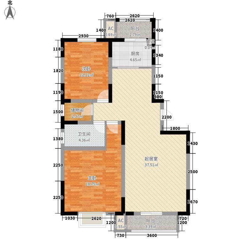 天赐园(和平区)120.32㎡天赐园4#1门2面积12032m户型