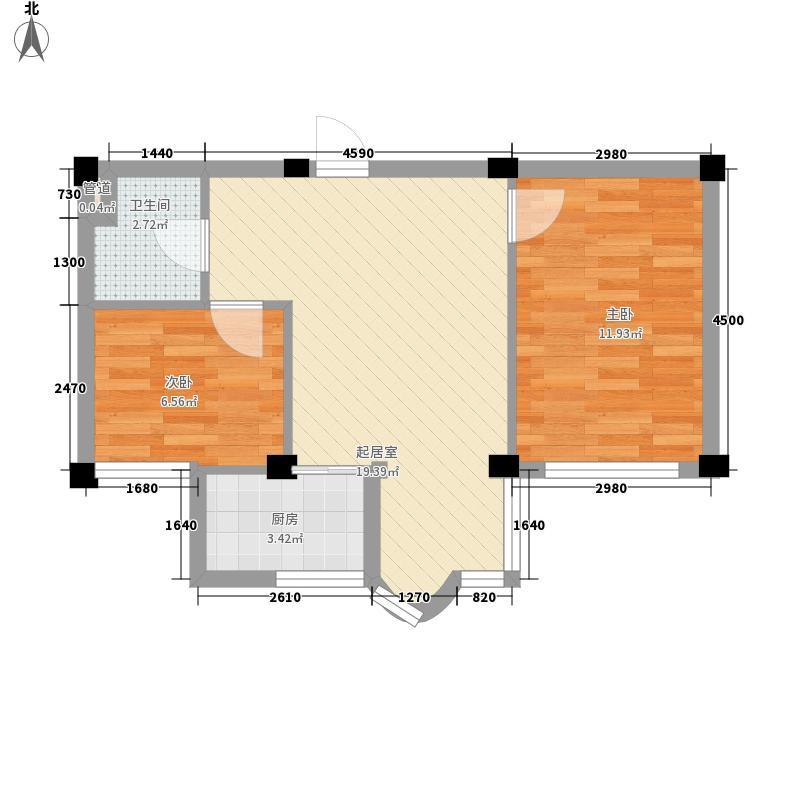 百合星城百合星城户型图2房1厅户型图2室1厅1卫1厨户型2室1厅1卫1厨