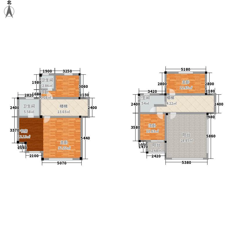 顺德碧桂园顺德碧桂园户型图三层四层户型图5室3卫户型5室3卫