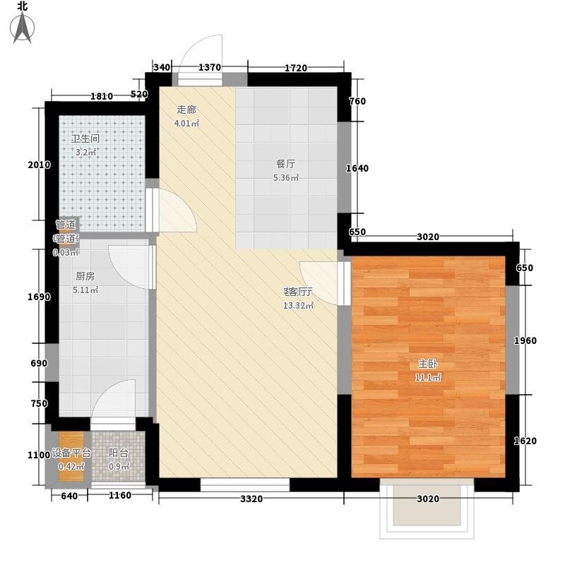 LOHAS上院-7号公寓65.43㎡LOHAS上院-7号公寓户型图(售完)F户型1室2厅1卫1厨65.43㎡1室2厅1卫1厨户型1室2厅1卫1厨