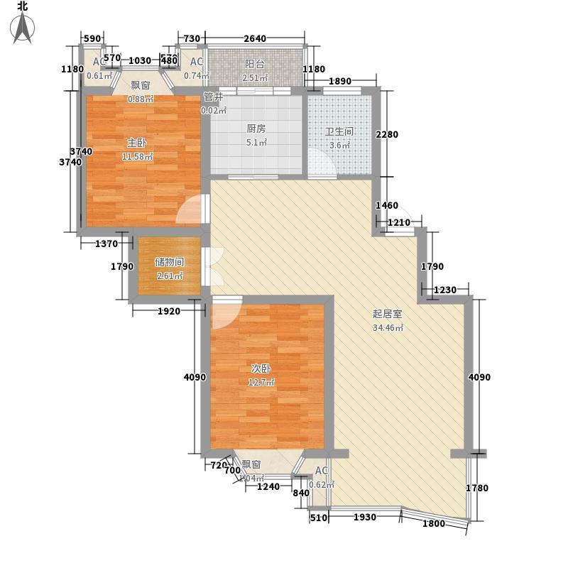 江景园106.39㎡江景园户型图户型图2室2室2厅1卫1厨户型2室2厅1卫1厨