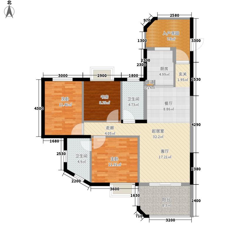 东方园东方园户型图3房2厅3室2厅1卫1厨户型3室2厅1卫1厨
