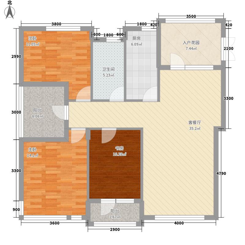 海紫苑海紫苑2室户型2室