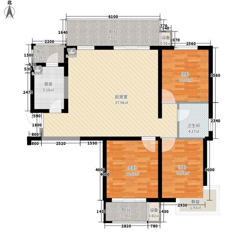 怡水花园三期406#楼304-1304户型