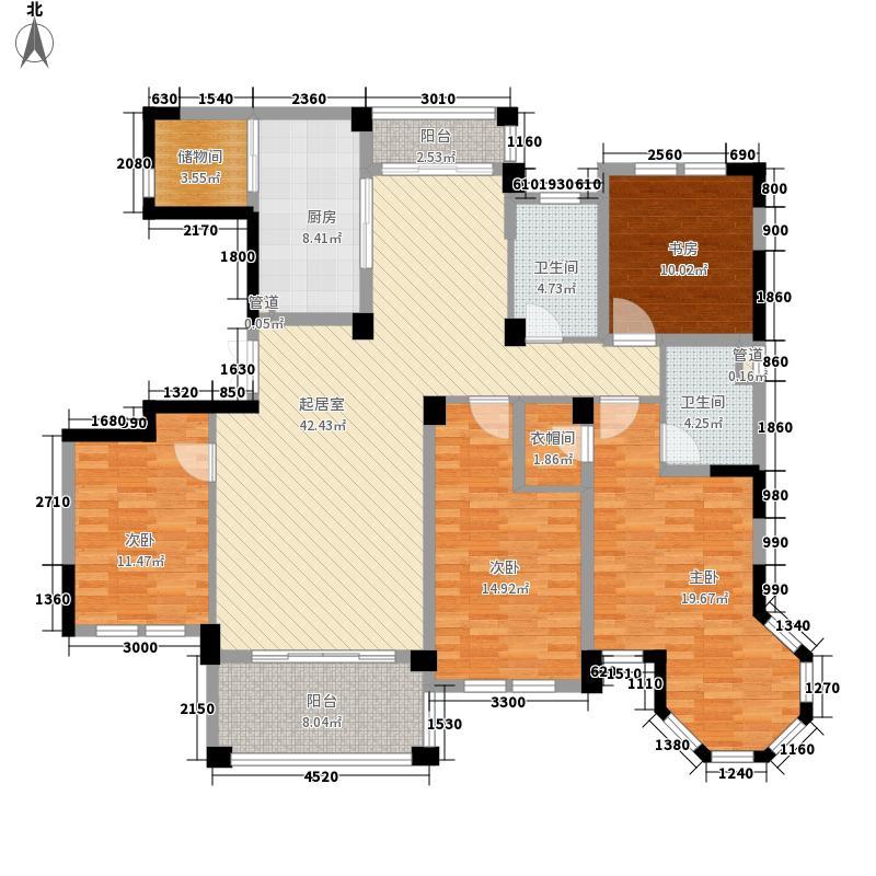当代清水园当代清水园户型图户型图3室2厅2卫1厨户型3室2厅2卫1厨