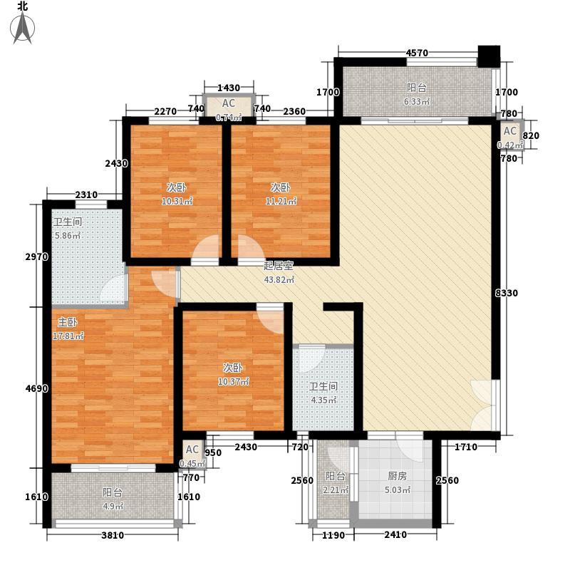 国土资源厅家属院178.00㎡面积17800m户型