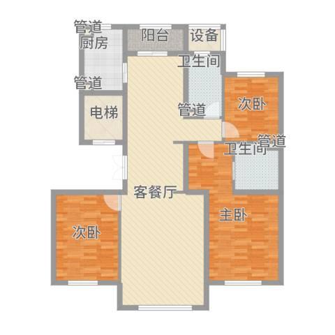 华夏幸福城大公馆