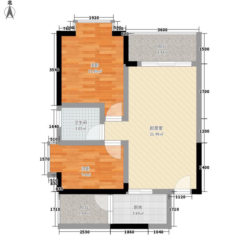 美杜兰华庭深圳美杜兰华庭户型图1户型10室