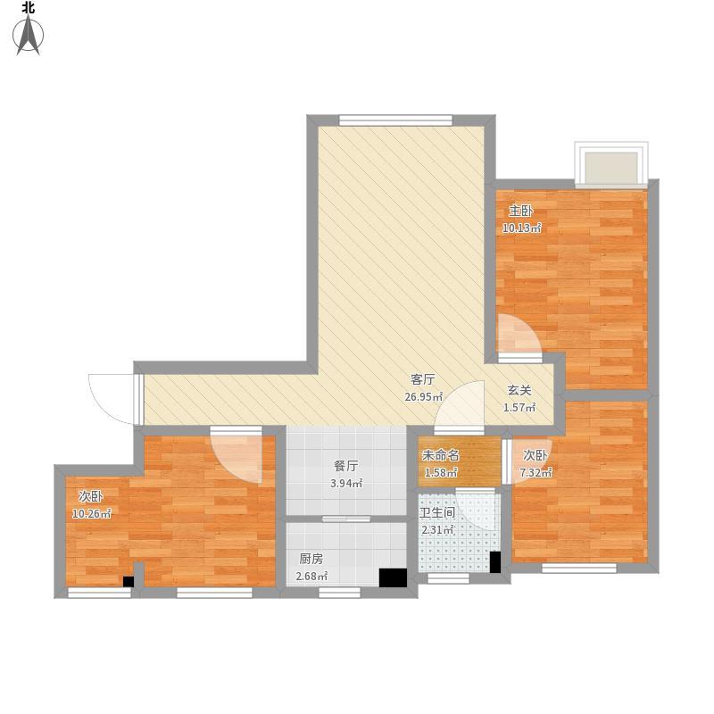 廊坊  证大・大拇指广场-设计方案