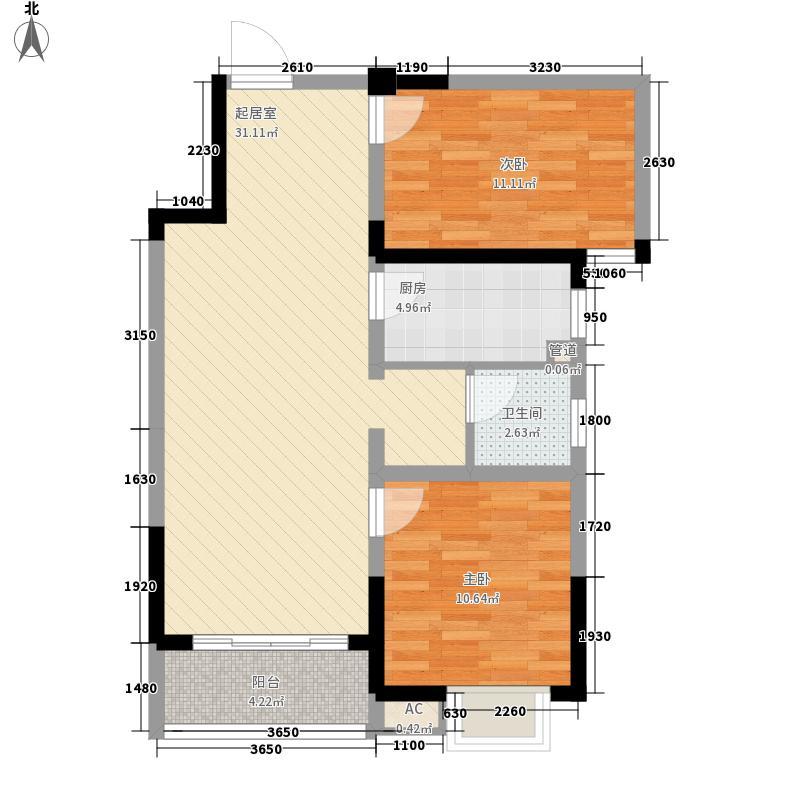拓天万福家园拓天万福家园户型图5-12室2厅1卫1厨户型2室2厅1卫1厨