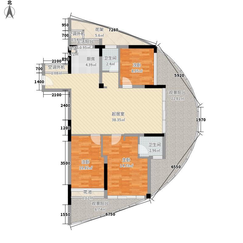 北京城建海云家园C户型