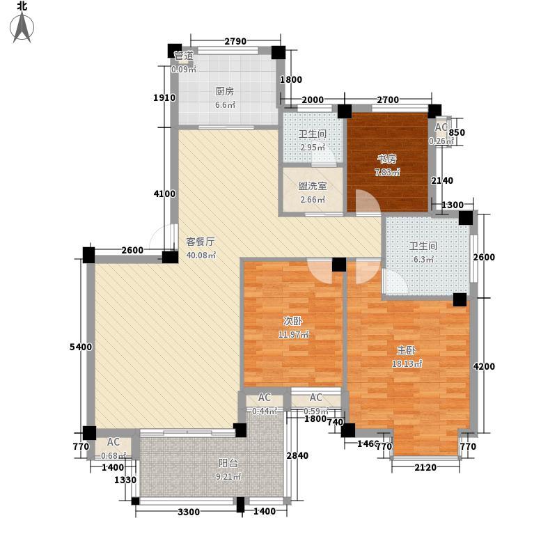 人信千年美丽别墅127.00㎡人信千年美丽别墅户型图F5户型3室2厅2卫1厨户型3室2厅2卫1厨
