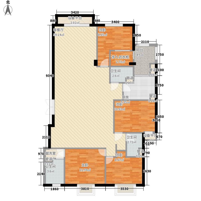 百仕达花园二期百仕达花园二期4室户型4室