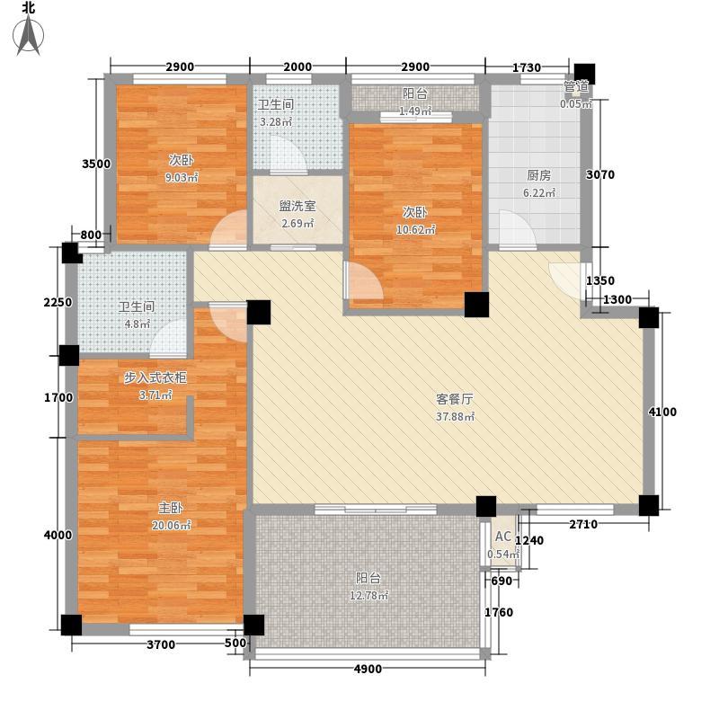 人信千年美丽别墅121.98㎡人信千年美丽别墅户型图A/L-10户型2室3厅2卫1厨户型2室3厅2卫1厨