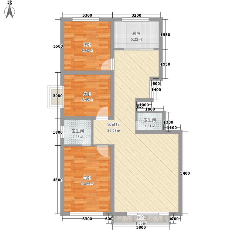 康盛时代康盛时代户型图3室2厅13室2厅1卫1厨户型3室2厅1卫1厨