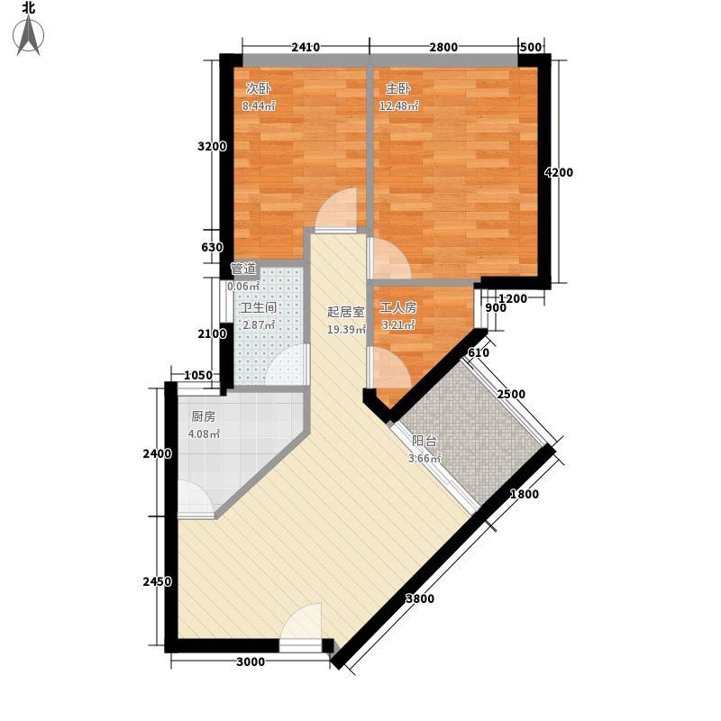 仙湖枫景家园73.62㎡仙湖枫景家园户型图户型图3室2厅1卫1厨户型3室2厅1卫1厨