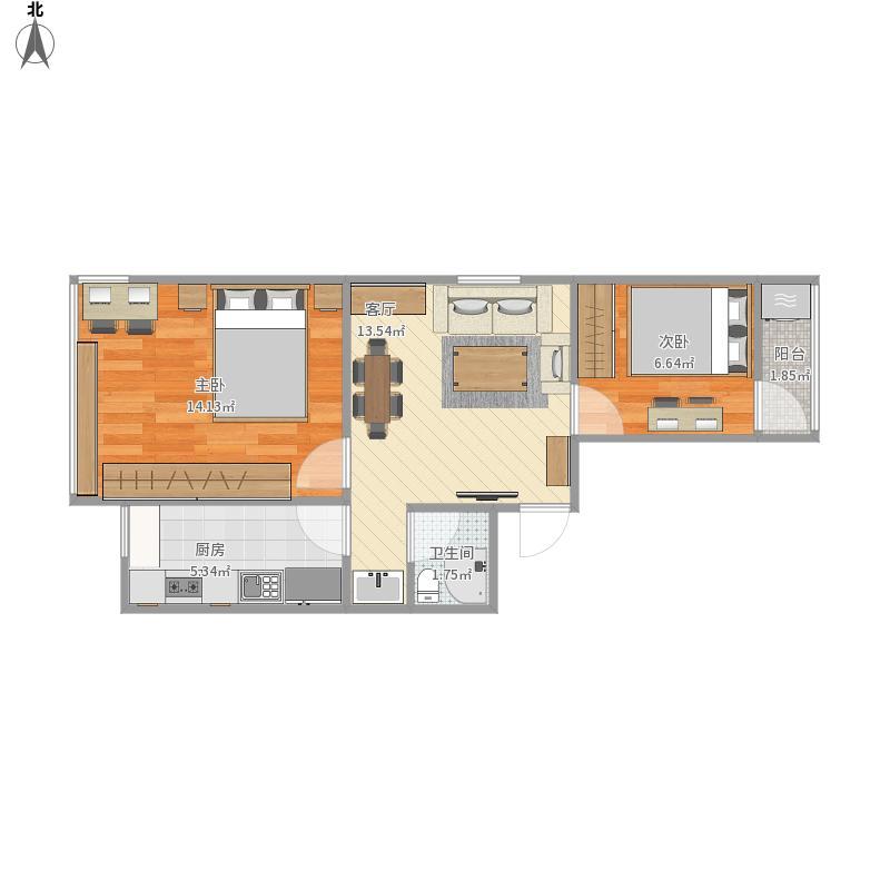 北京-燕北园-设计方案
