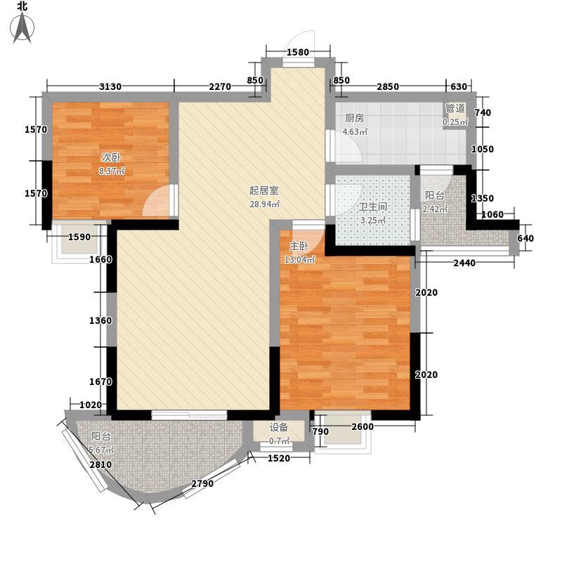 湖滨路工人疗养院122.00㎡湖滨南路工人疗养院户型3室