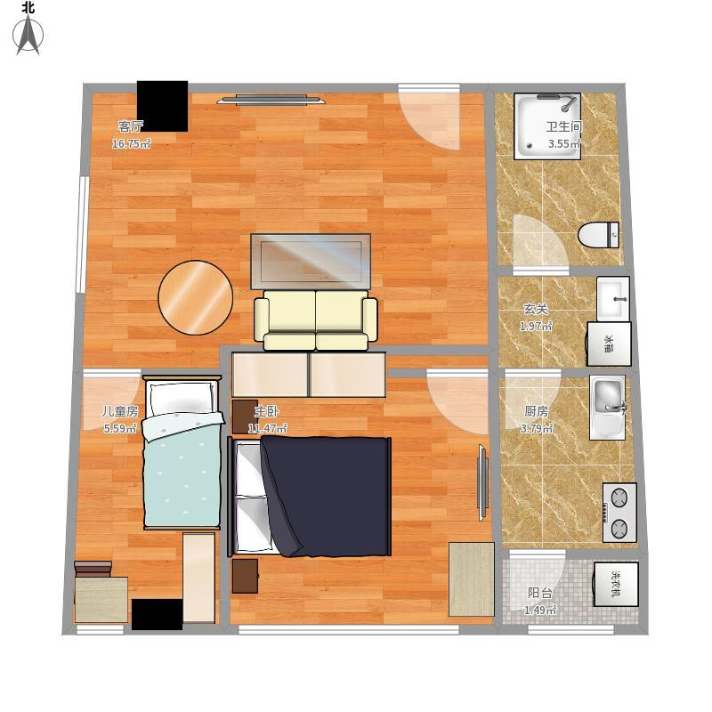 浙江-凯悦公寓-设计方案