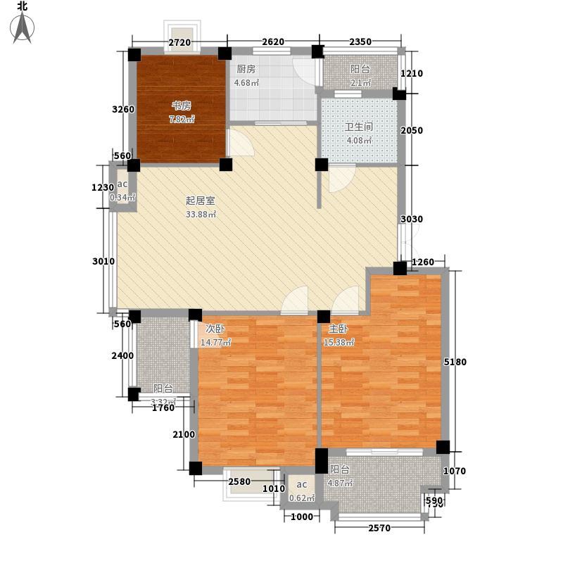 乾茂宫园乾茂宫园户型图多层D(3/4张)户型10室