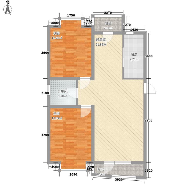 圆梦园圆梦园户型图2室2厅1卫户型10室