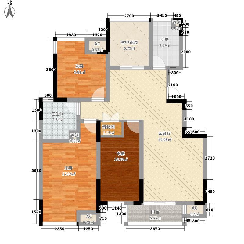 信达格兰云天112.00㎡信达格兰云天户型图X2户型3室2厅1卫1厨户型3室2厅1卫1厨