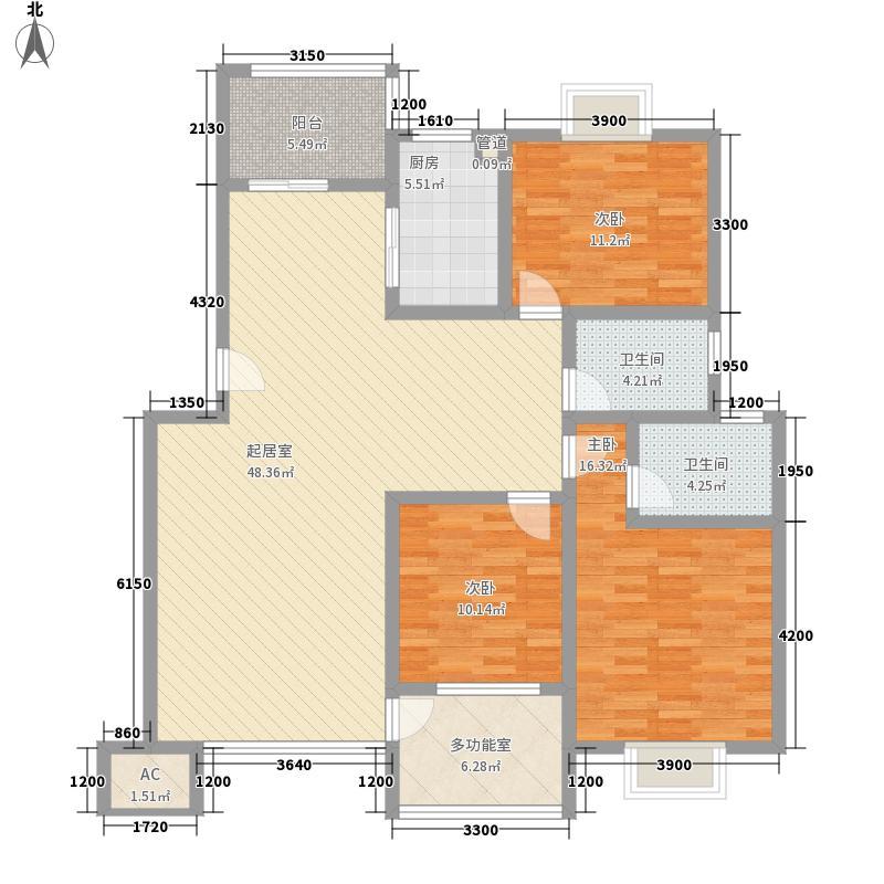 天林花园二期天林花园二期户型图4户型10室