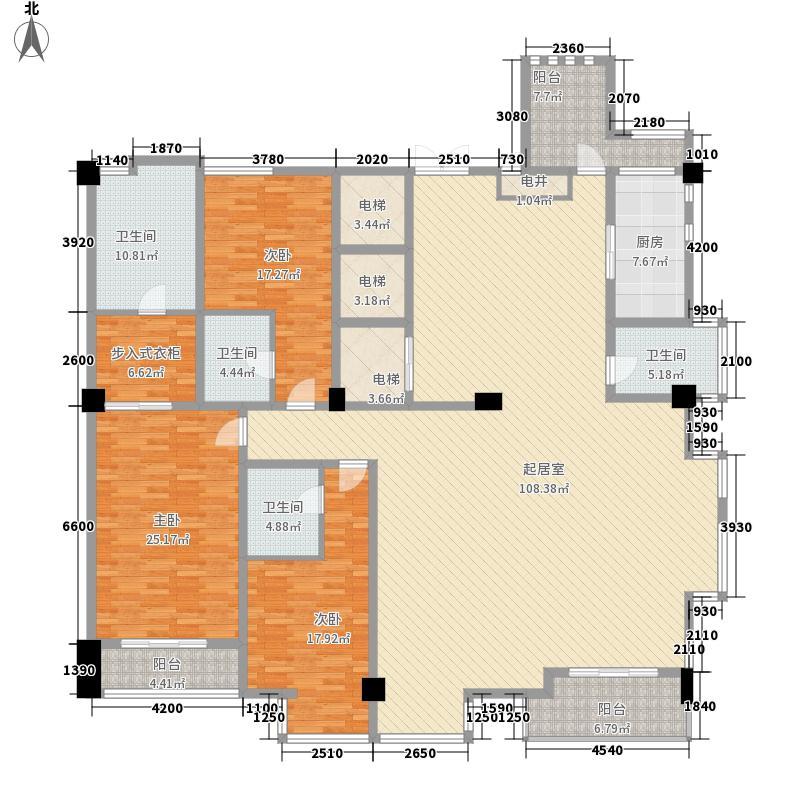 文建小区6户型3室2厅2卫1厨