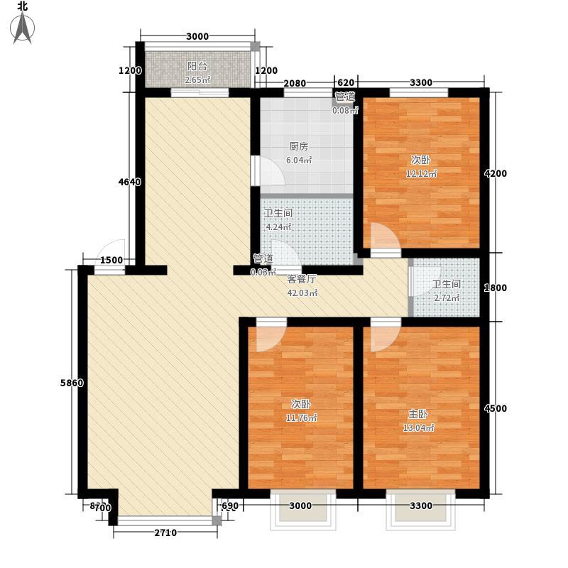青阳四季园青阳四季园户型图3室2厅2卫户型10室