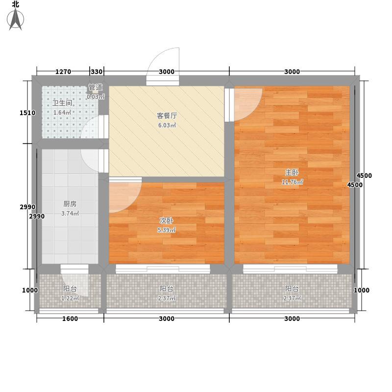 富奥花园B区富奥花园B区户型10室