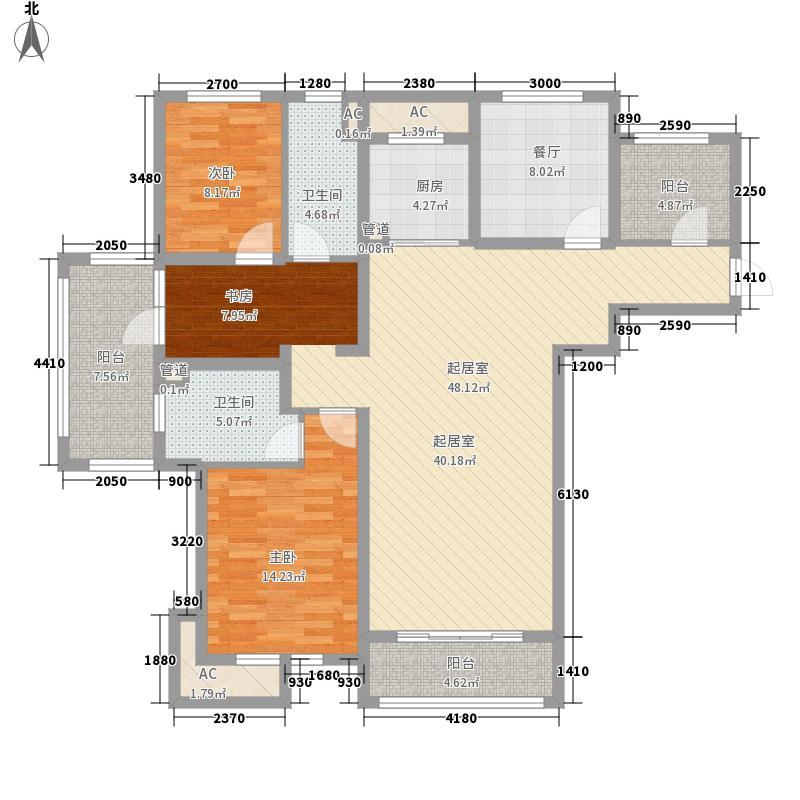富立・秦皇半岛富立・秦皇半岛户型图D1-3户型3室2厅2卫133.99㎡户型10室
