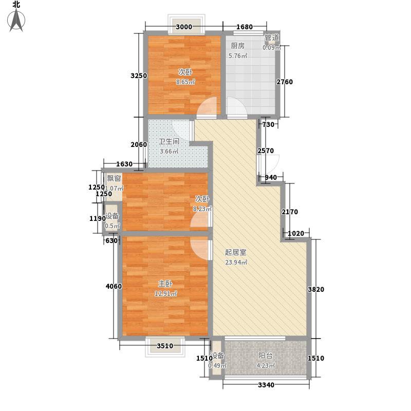 水安住宅小区水安住宅小区2户型10室