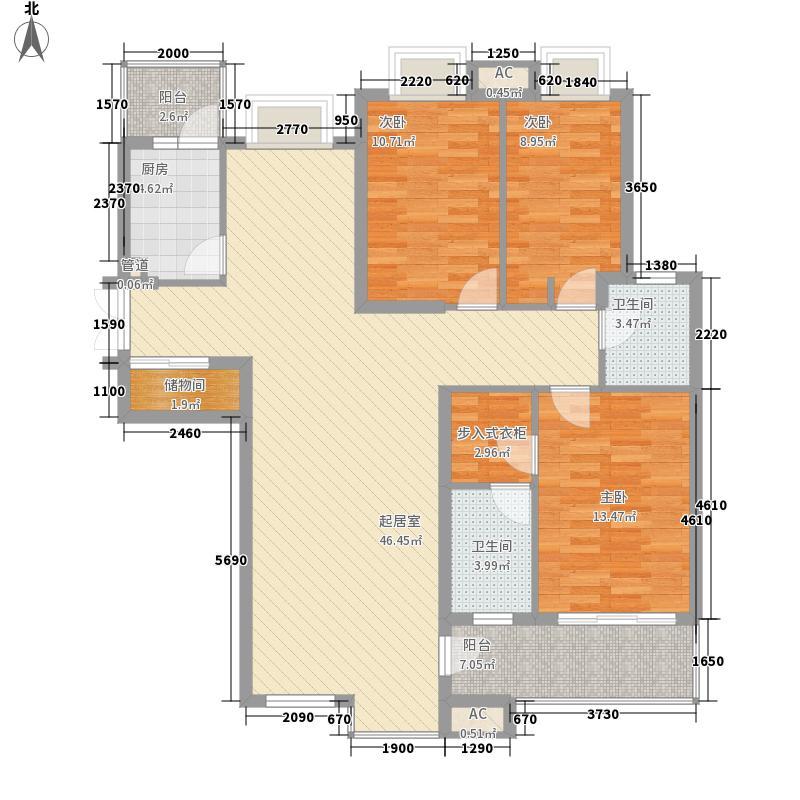 翠微品墅别墅翠微品墅别墅户型图B-2j户型10室