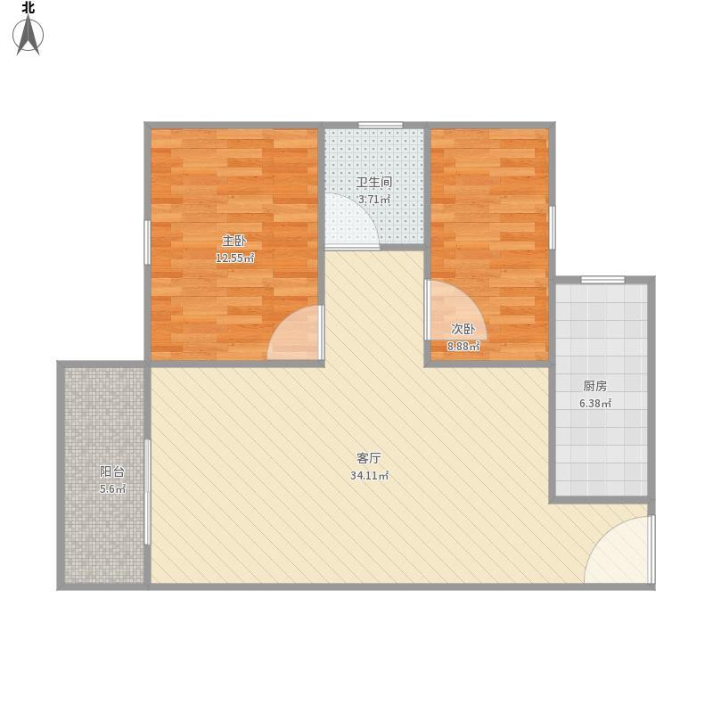 香丽阁1-103房