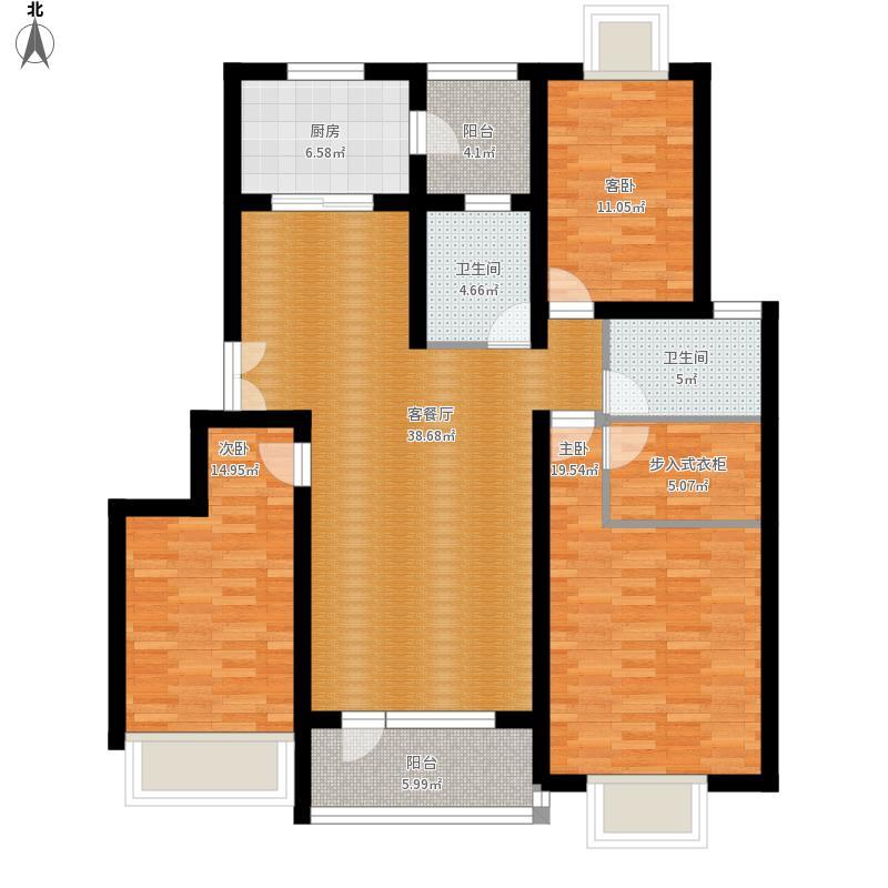 我的设计-江南豪园